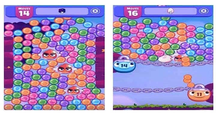 Чит коды на Angry Birds Dream Blast, как взломать Монеты и Энергия