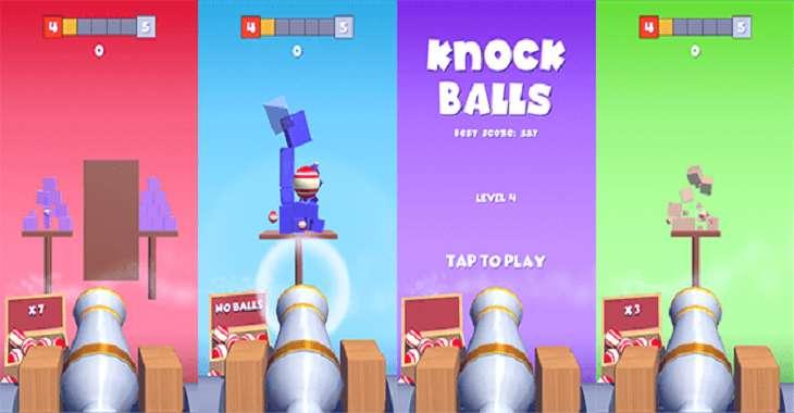 Чит коды на Knock Balls, как взломать Шары