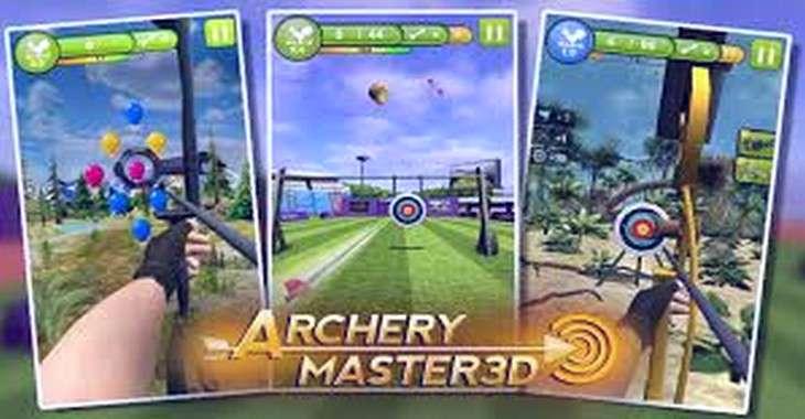 Чит коды на Archery Master 3D, как взломать Монеты и Опыт