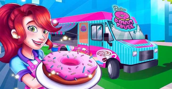Чит коды на Boston Donut Truck, как взломать Деньги, Билеты, Драгоценные камни и Энергия