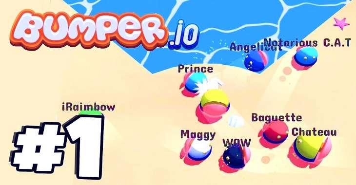 Чит коды на Bumper.io, как взломать Карты и Предметы