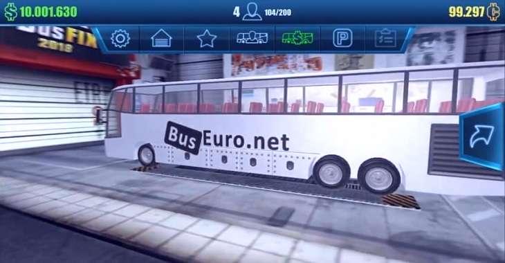 Чит коды на Bus Fix 2019, как взломать Деньги и Опыт