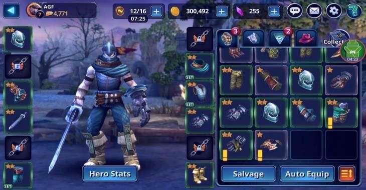 Чит коды на ChronoBlade Heroes, как взломать Монеты, Энергия и Драгоценные камни