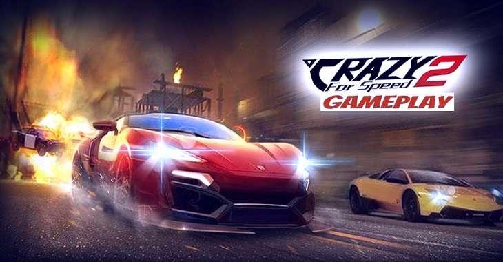 Чит коды на Crazy for Speed 2, как взломать Деньги