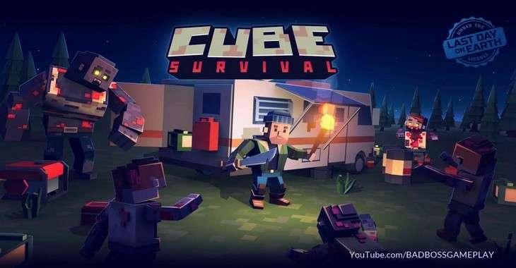 Чит коды на Cube Survival Story, как взломать Монеты и Бустеры