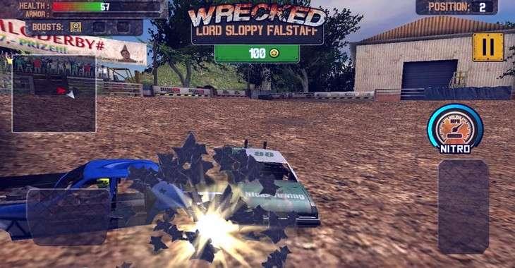 Чит коды на Demolition Derby: Crash Racing, как взломать Монеты