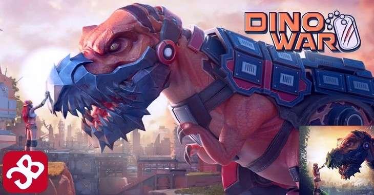 Чит коды на Dino War, как взломать Монеты и Рубины
