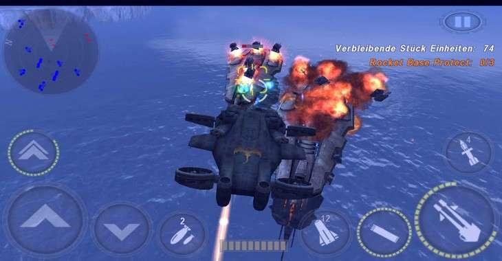 Чит коды на Gunship Battle: Total Warfare, как взломать Золото