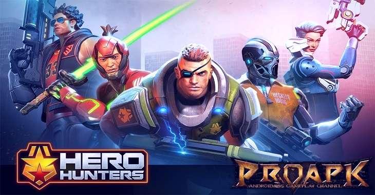 Чит коды на Hero Hunters, как взломать Деньги, Монеты и Золото
