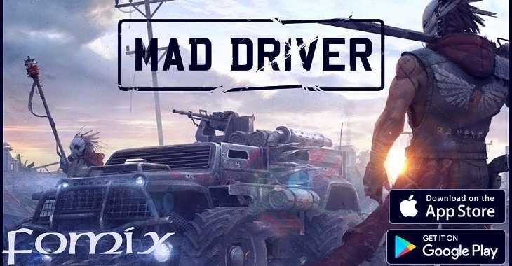 Чит коды на Mad Driver, как взломать Деньги