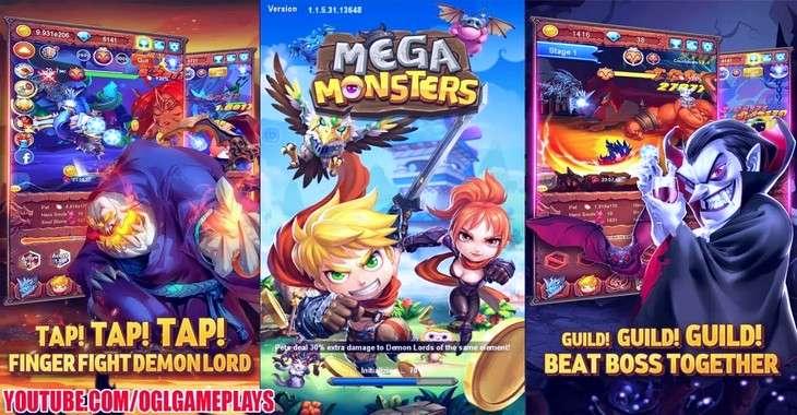 Чит коды на Mega Monsters Mobile, как взломать Золото и Драгоценные камни