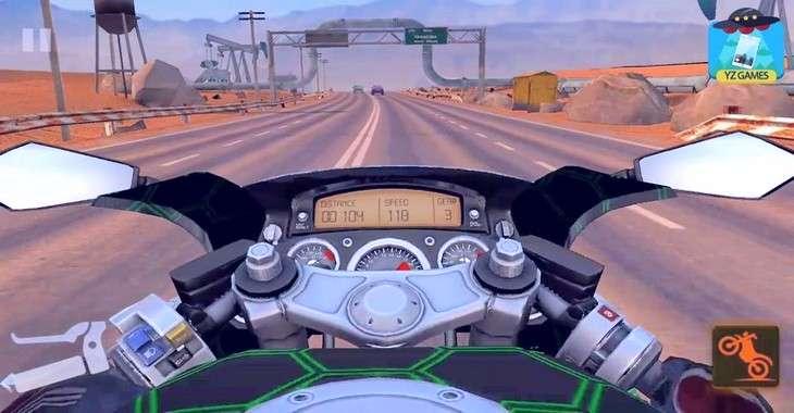 Чит коды на Moto Highway Rider, как взломать Золото и Деньги