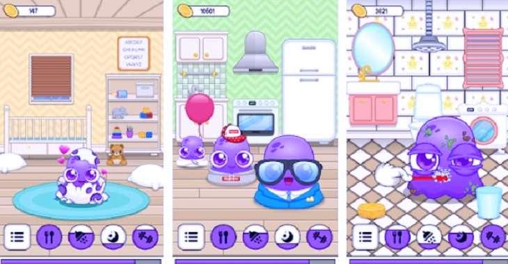 Чит коды на Moy 6 the Virtual Pet Game, как взломать Монеты
