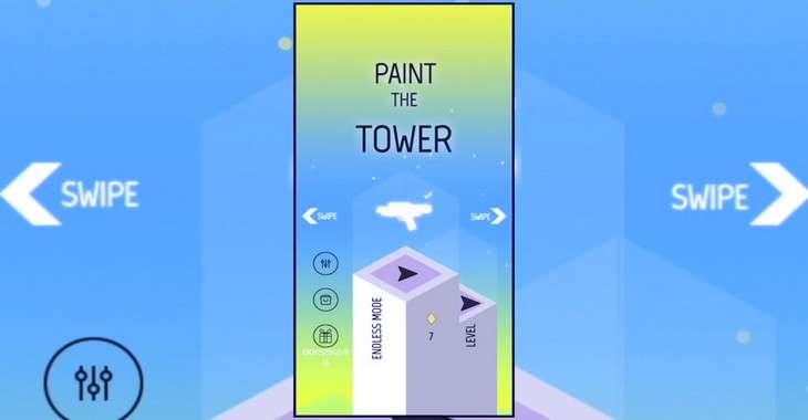 Чит коды на Paint Tower, как взломать Молоты
