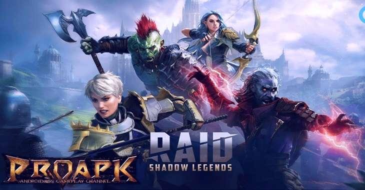 Чит коды на RAID: Shadow Legends, как взломать Деньги, Энергия и Алмазы