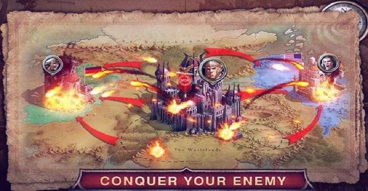 Чит коды на Rise of Empire, как взломать Золото и Драгоценные камни