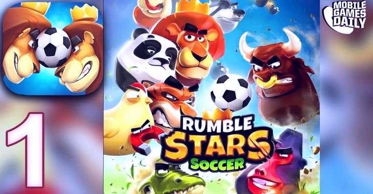 Чит коды на Rumble Stars Soccer, как взломать Монеты и Драгоценные камни