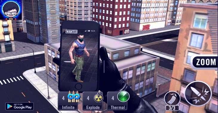 Чит коды на Sniper Shot 3D: Call of Snipers, как взломать Деньги, Энергия и Золото