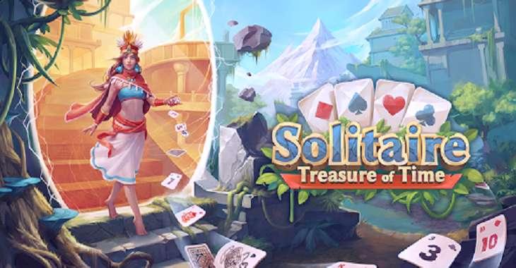 Чит коды на Solitaire: Treasure of Time, как взломать Кристаллы, Энергия и Деньги