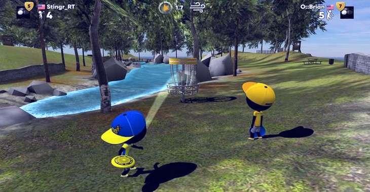 Чит коды на Stickman Disc Golf Battle, как взломать Монеты и Деньги