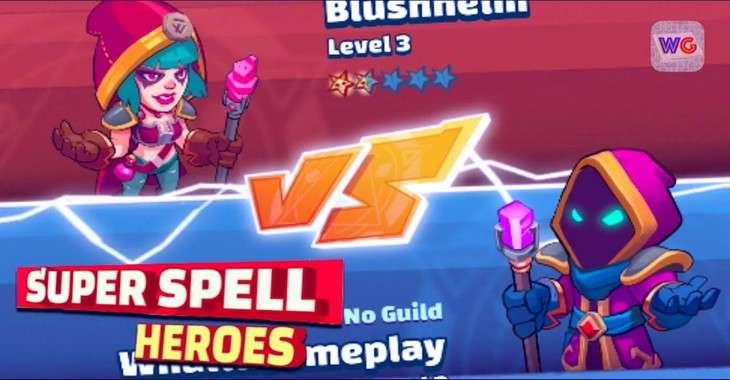 Чит коды на Super Spell Heroes, как взломать Монеты и Драгоценные камни