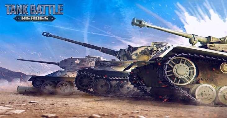 Чит коды на Tank Battle Heroes, как взломать Золото, Энергия и Деньги
