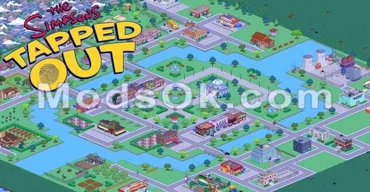 Чит коды на The Simpsons: Tapped Out, как взломать Пончики
