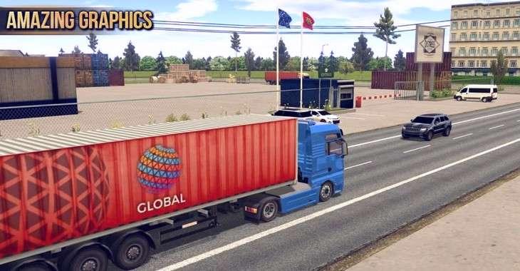 Чит коды на Truck Simulator 2018 Europe, как взломать Деньги