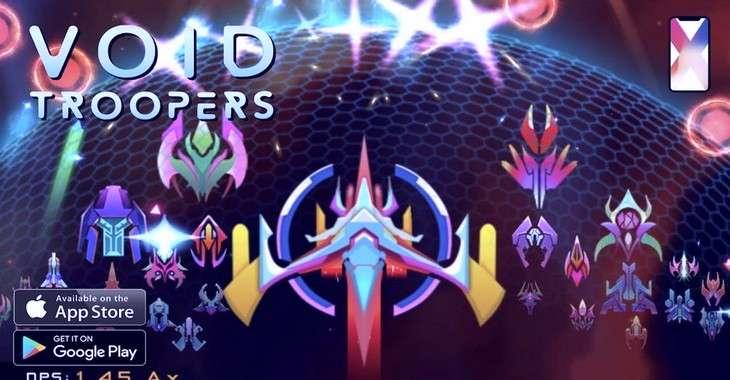 Чит коды на Void Troopers: Sci-fi Tapper, как взломать Монеты, Опыт и Кристаллы