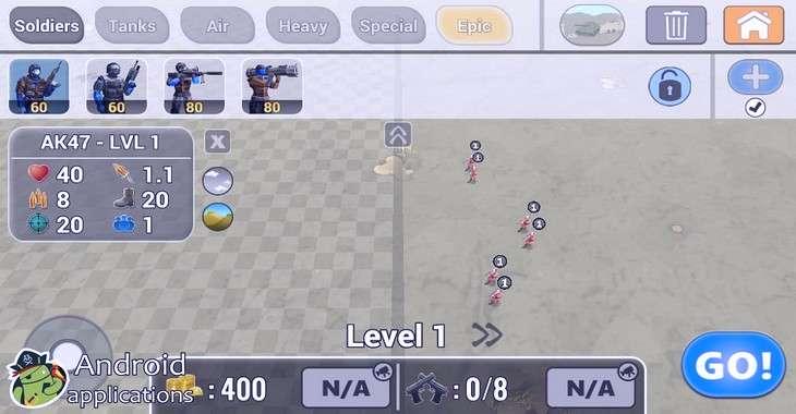 Чит коды на Army Battle Simulator, как взломать Монеты и Драгоценные камни