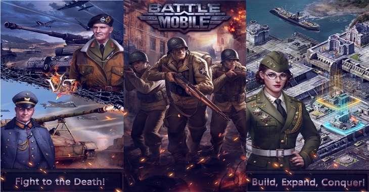 Чит коды на Battle Mobile, как взломать Золото, Металл, Еда и Топливо