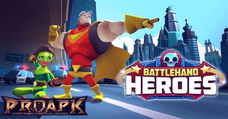 Чит коды на BattleHand Heroes, как взломать Бустеры, Доллары и Драгоценные камни