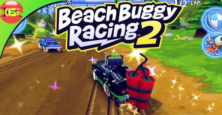 Чит коды на Beach Buggy Racing 2, как взломать Монеты и Драгоценные камни