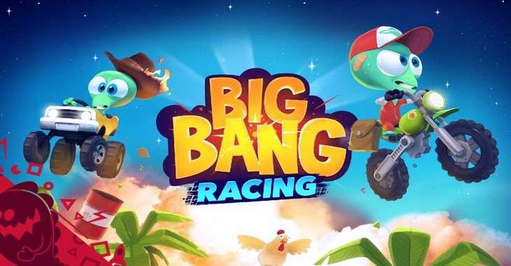 Чит коды на Big Bang Racing, как взломать Драгоценные камни, Бустеры и Монеты