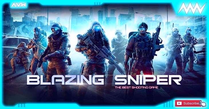 Чит коды на Blazing Sniper, как взломать Деньги и Бриллианты