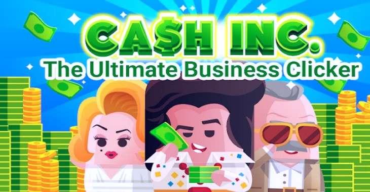 Чит коды на Cash, Inc., как взломать Время и Кристаллы