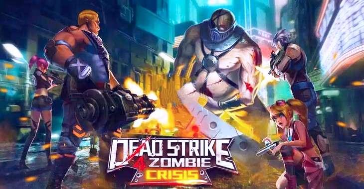 Чит коды на Dead Strike 4 Zombie: Crisis, как взломать Золото, Энергия и Бриллианты