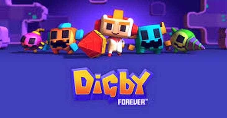Чит коды на Digby Forever, как взломать Деньги, Энергия и Драгоценные камни