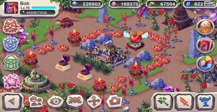 Чит коды на Dino Wars, как взломать Деньги и Драгоценные камни