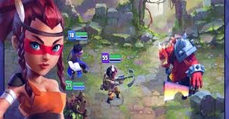 Чит коды на Dragonstone: Guilds & Heroes, как взломать Золото и Драгоценные камни