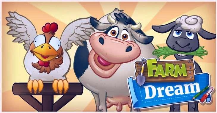 Чит коды на Farm Dream: Village Harvest Paradise, как взломать Деньги и Кристаллы