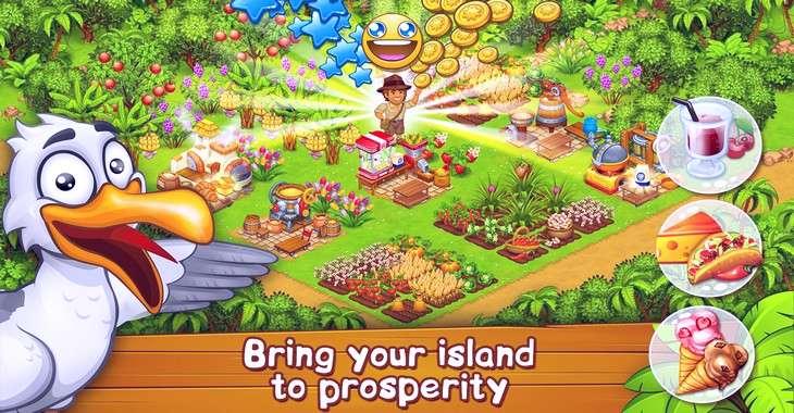 Чит коды на Farm Island: Hay Bay City Paradise, как взломать Монеты и Драгоценные камни