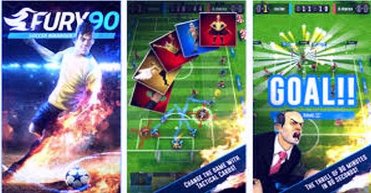 Чит коды на Fury 90 — Soccer Manager, как взломать Монеты, Золото, Кристаллы и Серебро