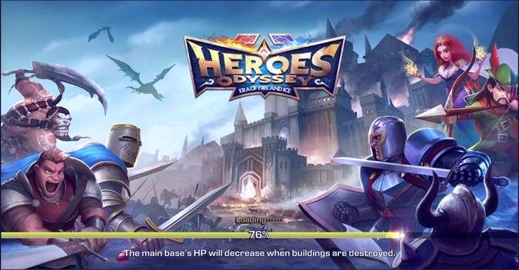 Чит коды на Heroes Odyssey, как взломать Кристаллы