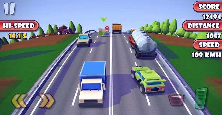 Чит коды на Highway Traffic Racer Planet, как взломать Монеты и Опыт