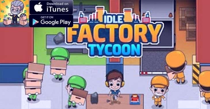 Чит коды на Idle Factory Tycoon, как взломать Деньги