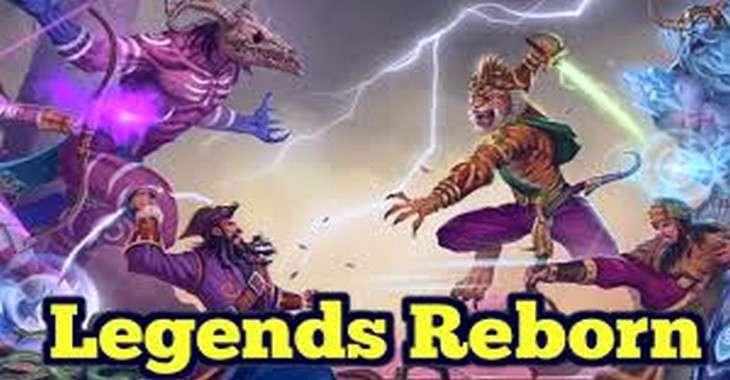 Чит коды на Legends Reborn, как взломать Драгоценные камни и Навыки