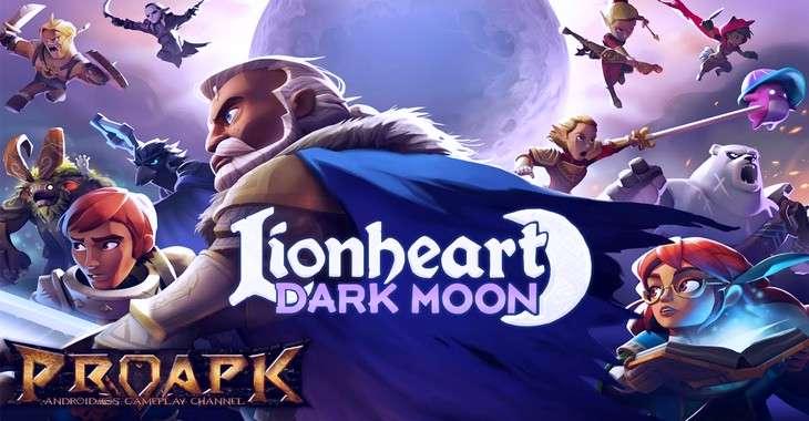 Чит коды на Lionheart: Dark Moon, как взломать Монеты, Ключи, Драгоценные камни и Энергия