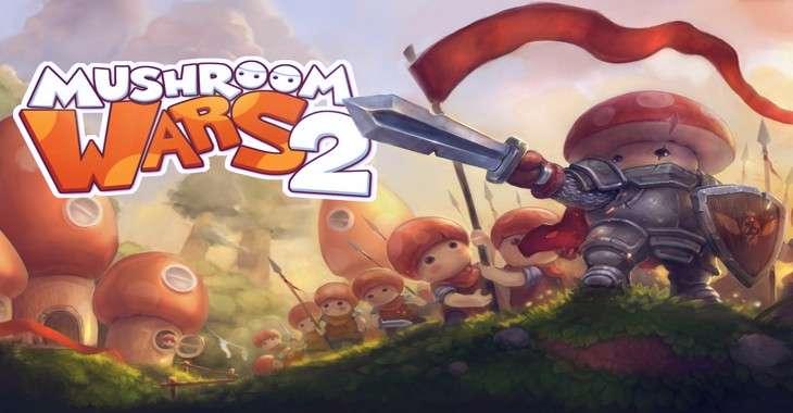 Чит коды на Mushroom Wars 2, как взломать Золото и Драгоценные камни