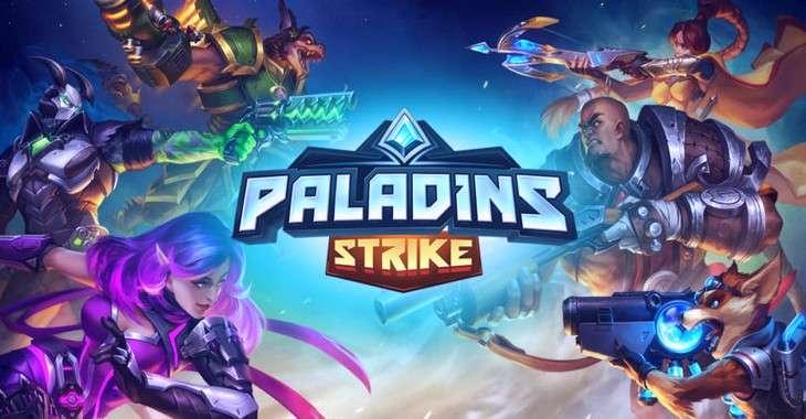 Чит коды на Paladins Strike, как взломать Золото и Кристаллы